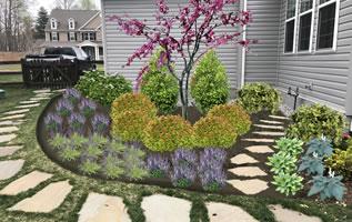 Landscape Design Service Centreville And Northern Virginia.