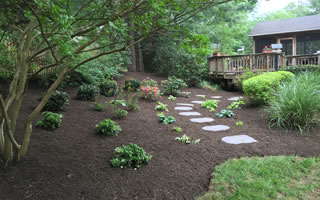 Landscape Installation Services Centreville And Northern Virginia.