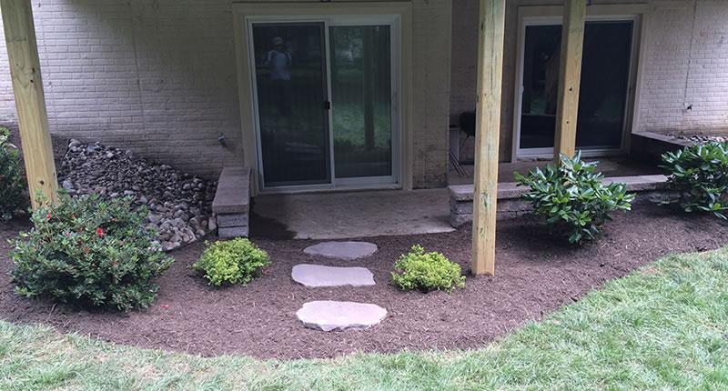 Mulch Installation Services Centreville Northern Virginia