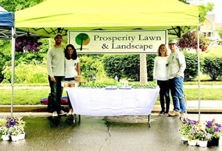 Prosperity Lawn & Landscape Team