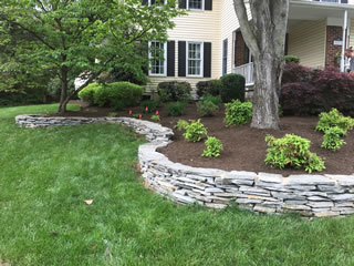 Backyard Landscaping Ideas For Large Yards Landscaping Lawn